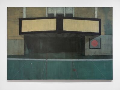 Alejandro Campins, 'Vientre', 2017