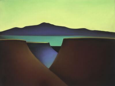 Margaret nes, 'Canyon Top Spring 19-08', 2019