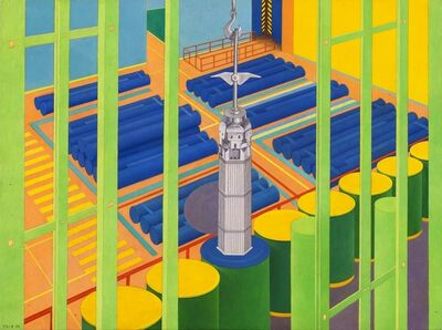 Taisia Korotkova, 'Packaging for Nuclear Materials ', 2014