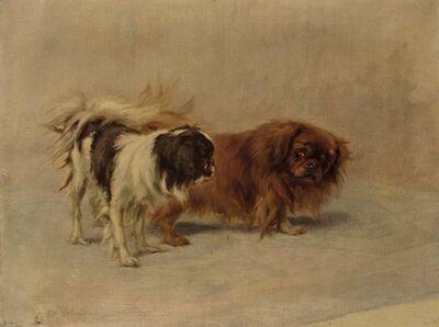 Maud Earl, 'Old Friends'
