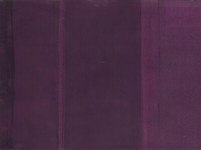 Anne Truitt, 'Air No. 10', 1983