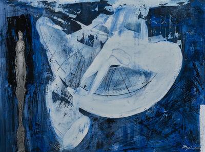 Sylvain Tremblay, 'Atmosphère des bleus', 2017