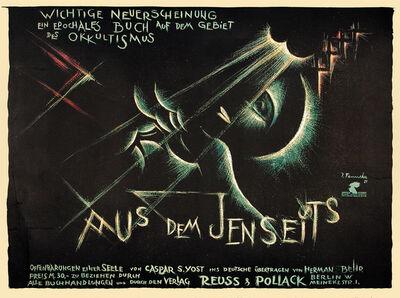 Josef Fenneker, 'Aus Dem Jenseits - Patience Worth - A Psychic Mystery Film', 1921