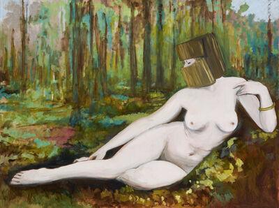 Gria Shead, 'LA BELLE INCONNUE', 2016