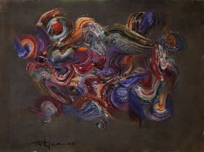 Ismail Gulgee, 'untitled - Color composition ', 2005