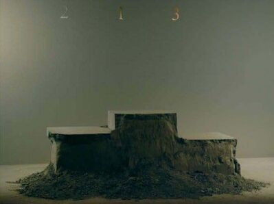 Lais Myrrha, 'Pódio para ninguém', 2010