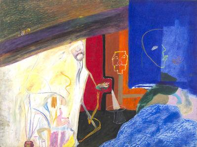 Reginald K Gee, 'Baghdad Rain', 1991
