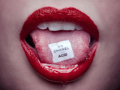 Tyler Shields, 'Chanel Acid', 2015