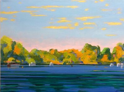 Anthony Montanino, 'The American River', 2019