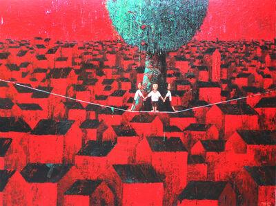 Hono Sun, 'Balance 1', 2013