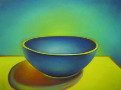 Margaret nes, 'Blue River Bowl', 2017