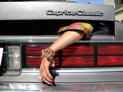 Sylvie Fleury, 'Giulietta', 2010