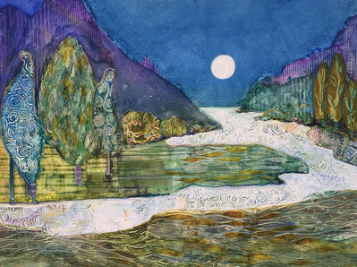 Kathy Daywalt, 'Sister Moon'