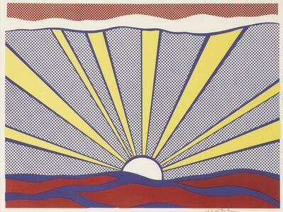 Roy Lichtenstein, 'Sunrise (Corlett II.7)', 1965