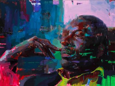 Jérôme Lagarrigue, 'On a Misty Night (John Coltrane)', 2018
