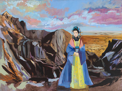 Gria Shead, 'Chasing the dragon', 2015