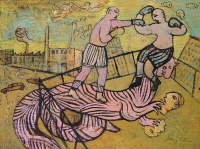 Franz Roth, 'Im Ring / Dans le ring', 2012