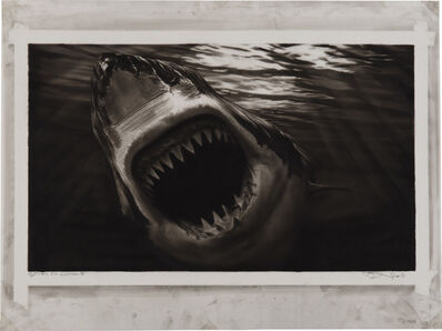 Robert Longo, 'Study for Luther B', 2016