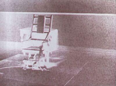 Andy Warhol, 'Electric Chair (FS II.78)', 1971