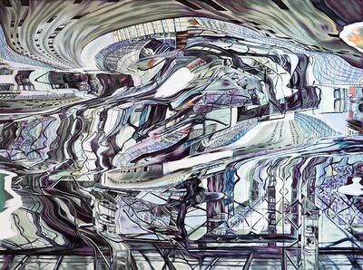 Jin Meyerson, 'Central Connection', 2014