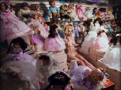 David LaChapelle, 'Little Bo Peep', 2006