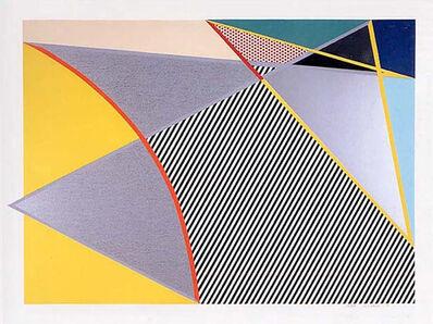 Roy Lichtenstein, 'Imperfect 223', 1988