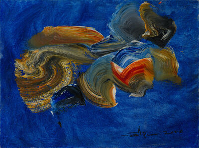 Ismail Gulgee, 'color composition ', 2006