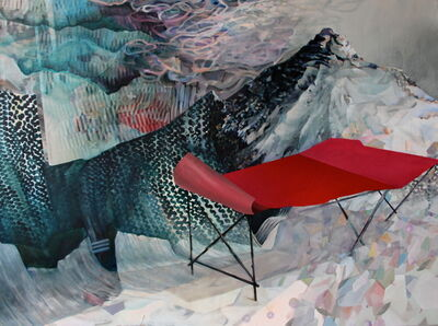 Megan Krause, 'A Shady Endeavour', 2017