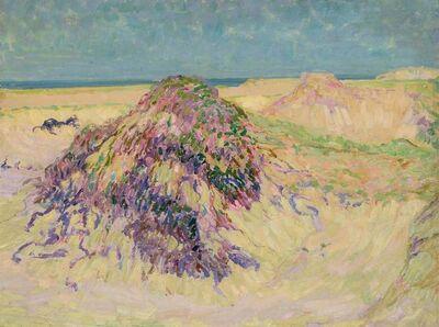 Henry R. MacGinnis, 'Provincetown Dunes', 1925