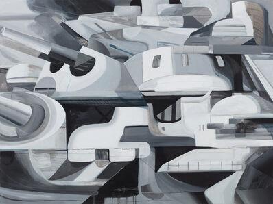 Ce Jian, 'A.S. Grey-(1)', 2018