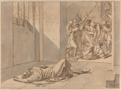 The Assassination of King Wenzel III