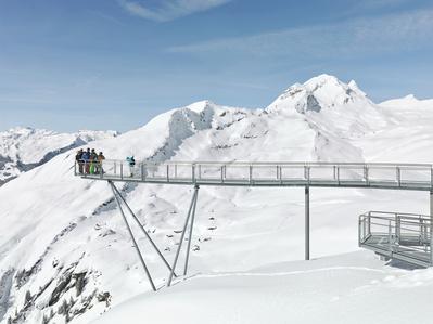 First Cliff Walk, Grindelwald, Switzerland