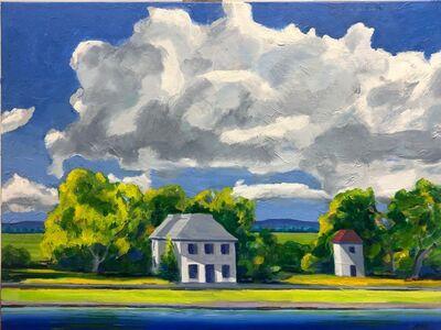 Anthony Montanino, 'River Farm House', 2019