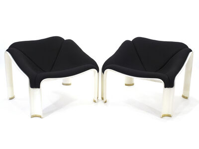 Model 303 Lounge Chairs