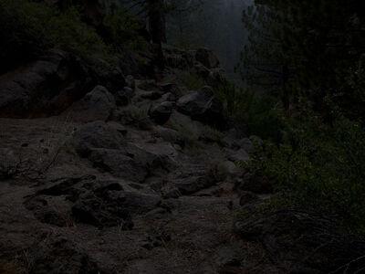 Untitled (Mountain Light)