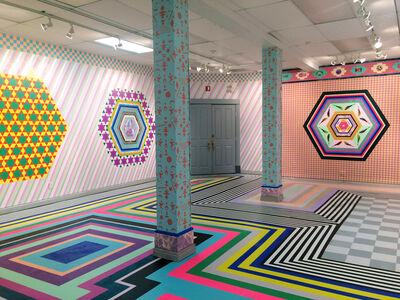 Installation View at Odd Gallery