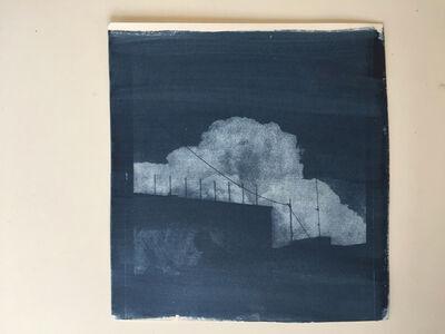 Angel Mateo Charris, 'El pintor de nubes', 1999