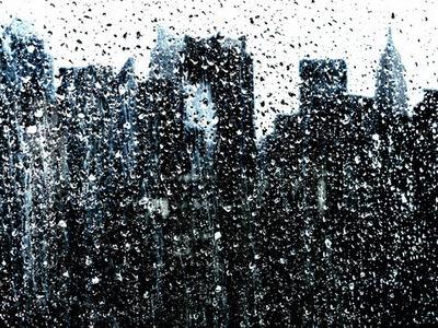 Jean-Paul Cattin, 'New York Raining #8'