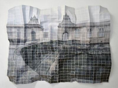 Germán Gómez, 'Copenhague 1. De la serie  Deconstruyendo ciudades', 2015