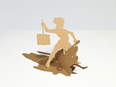 Kara Walker, 'Description/Atrocity/Witness/*yawn*/warning warning/Repeat: The Right of Way', 2008
