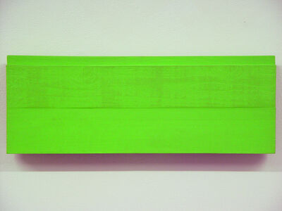 William Lane, 'Plank ', 2012