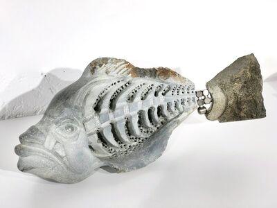 Bilal Hakan Karakaya, 'Fosil Serisi', 2017