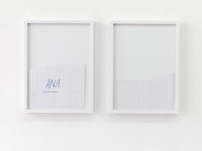 Ane Mette Hol, 'Untitled (Signature Work)', 2016