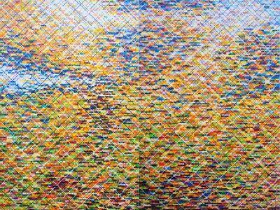 Pu 普 Zhuang 庄, '八月之光 ', 2015
