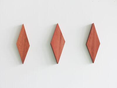 Henrik Eiben, 'Triptych: Big Elie', 2015