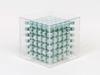Chris Beeston, 'Cube Cloud', 2015