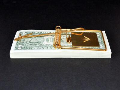 Beejoir, 'Money Trap', 2013