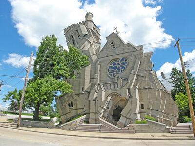 Deconstructing the Churches 6