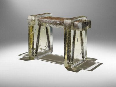 'Souvenir of the Last century' - Bench