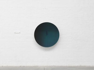 Anish Kapoor, 'Mirror (Black to Dark Teal)', 2018